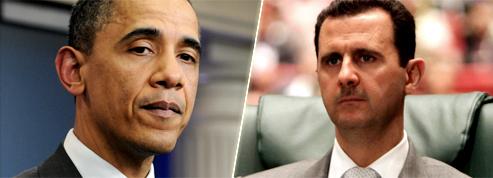 Les relations entre les États-Unis et la Syrie