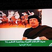 L'appel à négocier de Kadhafi rejeté