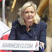 Marine Le Pen se voit au second tour