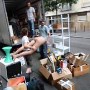 Le stress du déménagement