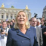Le Pen en défenseur des classes populaires