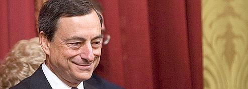 Merkel négocie la nomination de Mario Draghi à la tête de la BCE