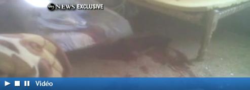 Dans la résidence d'Oussama Ben Laden après l'assaut