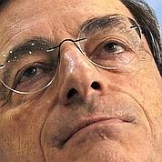 BCE:Merkel marchande son soutien à Draghi
