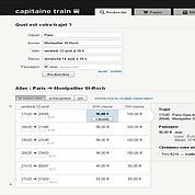 Capitaine Train, futur rival de Voyages-SNCF
