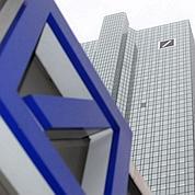 Nouvelle plainte contre Deutsche Bank