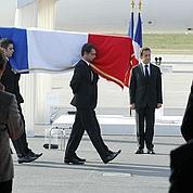 Sarkozy : «aucun répit» aux terroristes