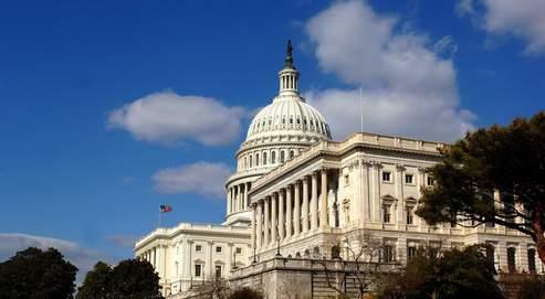 Il est peu probable que démocrates et républicains tombent d'accord avant le 16mai sur un paquet d'économies budgétaires. Ici, le Capitole, à Washington.