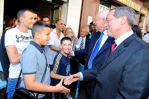 Un plan pour le retour à la sécurité à Marseille