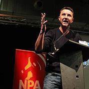 Besancenot ne sera pas candidat en 2012