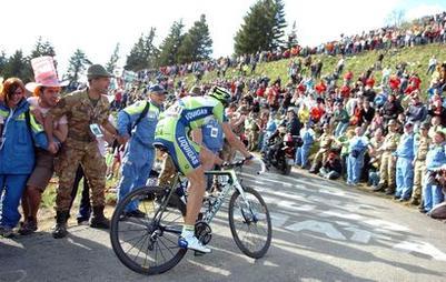 Le Giro 2011 vu par…