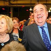 Victoire historique des nationalistes écossais