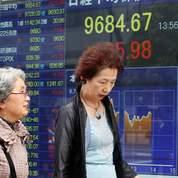 La Bourse de Tokyo débute mal la semaine
