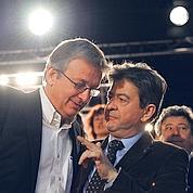 Sénat: Mélenchon fait pression sur le PC