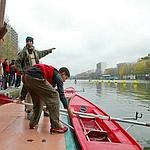 La base nautique de la Villette. (Ph : DR)