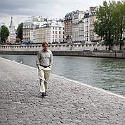 Woody Allen rend la Ville Lumière « magique »
