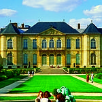Les oeuvres de Rodin jalonnent le jardin de l'hôtel Biron. (Ph : DR)