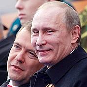 Poutine à la manœuvre pour 2012