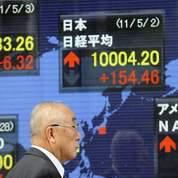 Le Nikkei fait un petit pas en avant