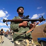 Percée des rebelles libyens à Misrata