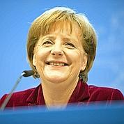 Merkel adoube Draghi à la tête de la BCE