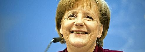 Angela Merkel adoube Mario Draghi à la tête de la BCE