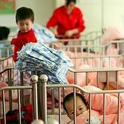 Des bébés chinois enlevés par l'État