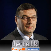 Jean-François Lamour, invité du Talk