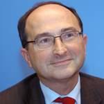 Christian de Boissieu, professeur d'économie à l'université Paris-I.