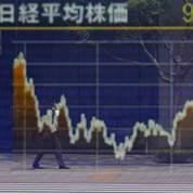 L'Asie boursière dans le rouge vif