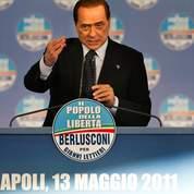 Berlusconi en difficulté dans son fief de Milan