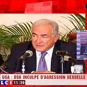 Les médias réactifs face à l'affaire DSK