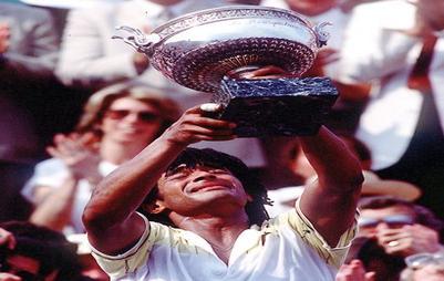Roland Garros, inaccessible sommet