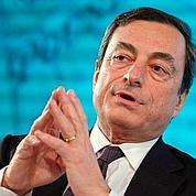 L'Eurogroupe choisit Draghi pour la BCE