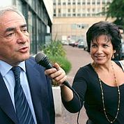 Anne Sinclair, soutien indéfectible de DSK