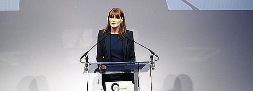 Carla Bruni: l'illettrisme, grande cause nationale