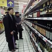 Chine : le vin tire les exportations françaises