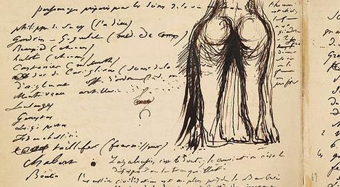 Document exceptionnel et inédit, les notes et de dessins consignées entre février etseptembre 1833 sousletitre Pensées, Sujets, Fragments constituent un témoignage irremplacable surleprocessus créatif deBalzac.