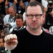 Lars von Trier crée le malaise à Cannes