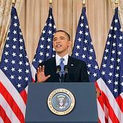 Obama soutient le printemps arabe