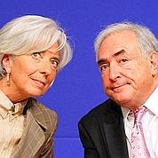 Lagarde pour remplacer DSK au FMI ?
