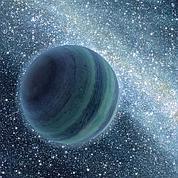 Des planètes sans étoile dans le vide sidéral