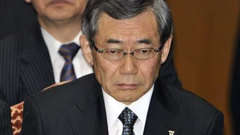 Masataka Shimizu démissionne et sera remplacé à la tête de Tepco par Toshio Nishizawa, l'actuel directeur général du groupe.