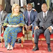 Côte d'Ivoire:Sarkozy aux côtés de Ouattara