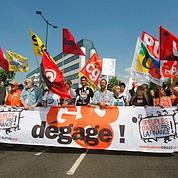 Manifestation au Havre contre le prochain G8
