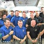 Pour son dernier voyage, la navette Endeavour,s'est amarrée à l'ISS le 18 mai.