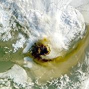 Volcan : aggravation en milieu de semaine ?