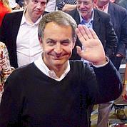 Zapatero assume la déroute du PSOE