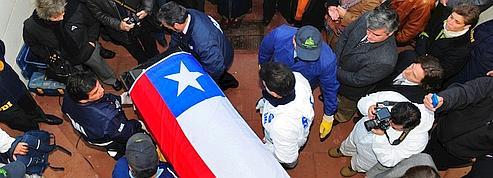 La justice chilienne enquête sur la mort d'Allende