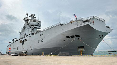 France-Russie: le nouvel axe stratégique